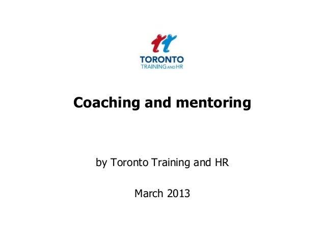 Effective organization development      and organization design        by Toronto Training and HR               March 2013