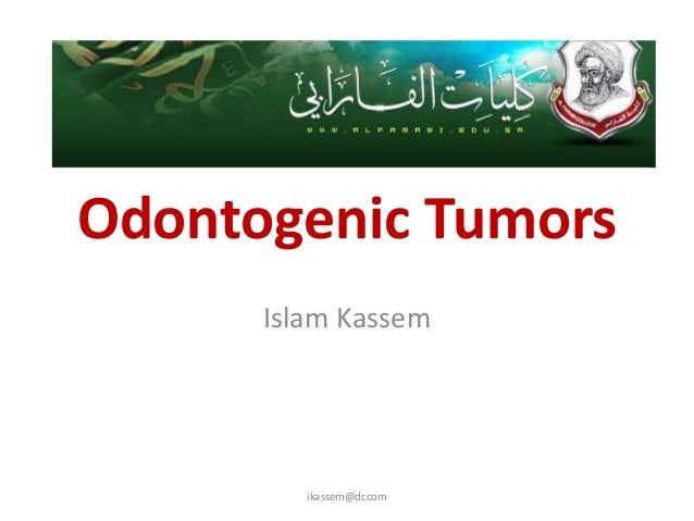 Odontogenic tumours