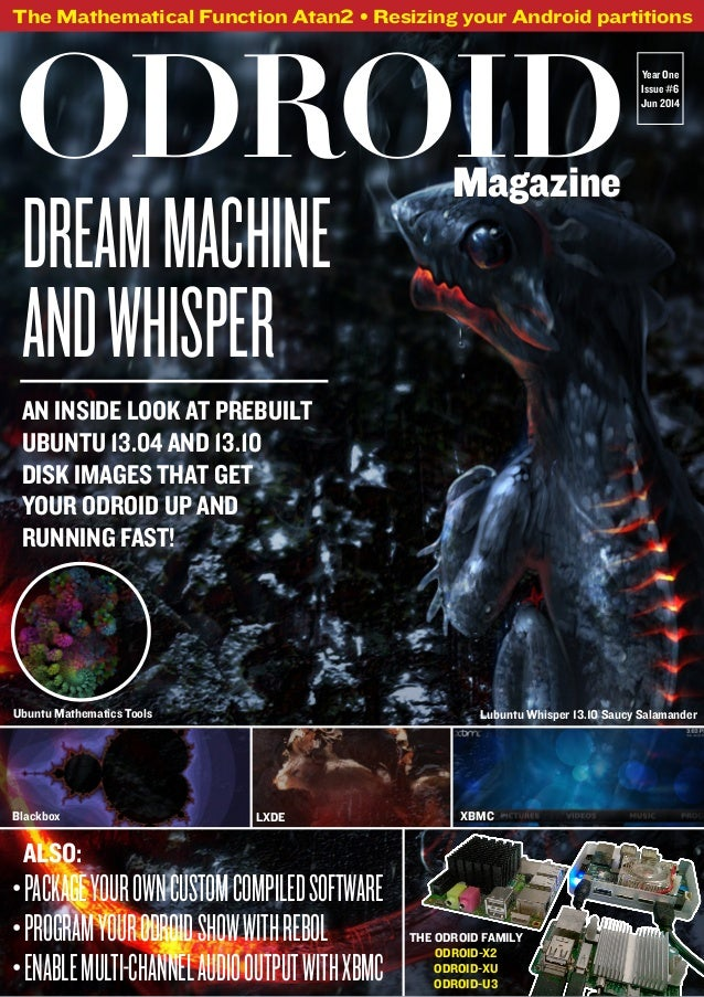 ODROID Magazine June 2014