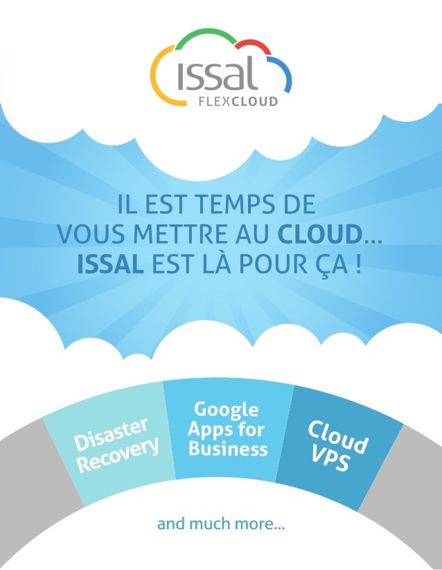 Google Apps for Business en Algérie, avec ISSAL