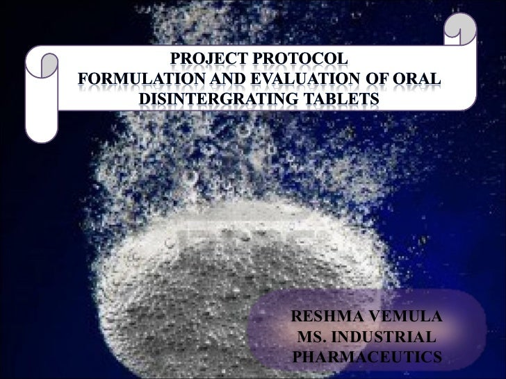 orodispersible tablets thesis Orally disintegrating tablets thesis paper nomenclature ultima in our database or order an original thesis paper that will be orodispersible tablets thesis.