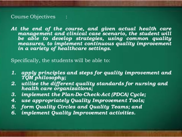 the quality of care essay Quality health care in a modern world stephanie jordan hca 304 instructor kori novak october 15, 2011 quality health care in today s world consists of more.