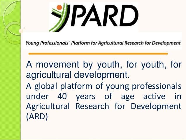 YPARD General presentation