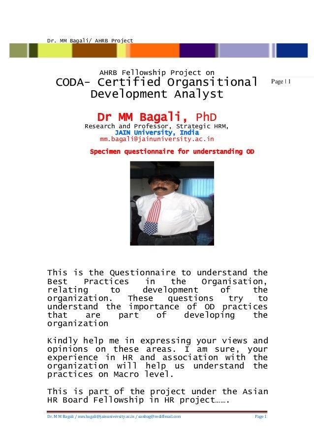 Dr. M M Bagali / mm.bagali@jainuniversity.ac.in / sanbag@rediffmail.com Page 1Page | 1Dr. MM Bagali/ AHRB ProjectAHRB Fell...