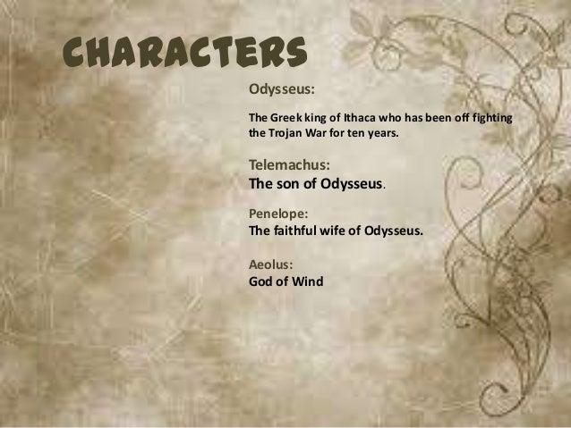 Odysseus Essay