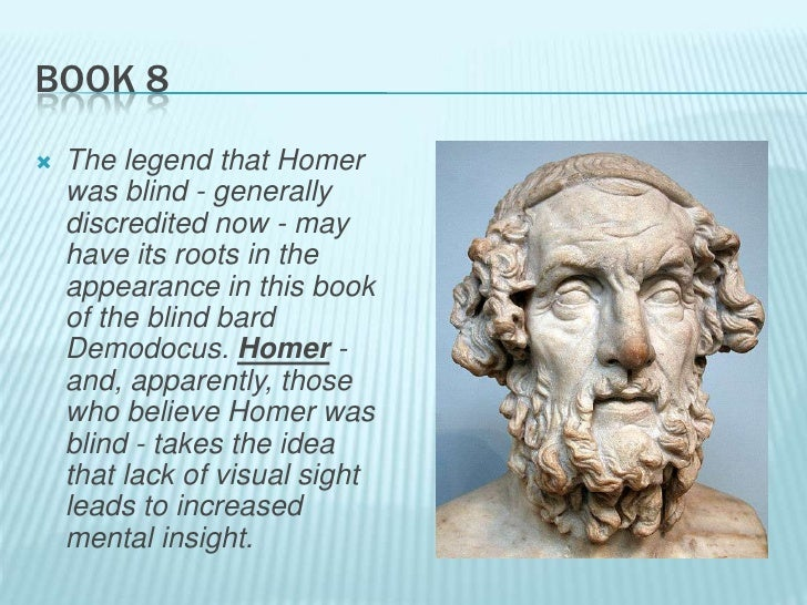 Odyssey Books 5 9 Summaries