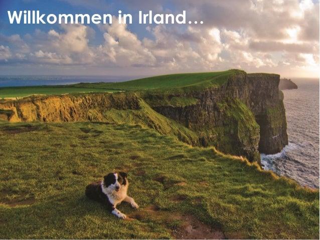 Cover page as per brochure Die Grüne Insel DIE GRUNE INSEL Willkommen in Irland…