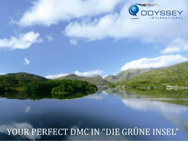 """YOUR PERFECT DMC IN """"DIE GRÜNE INSEL"""""""