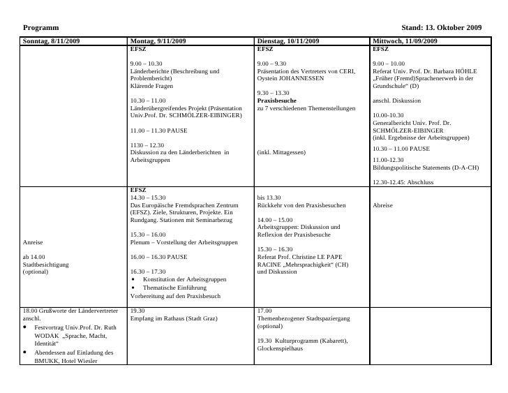 Oecd Ceri Seminar Programm 13 10 09