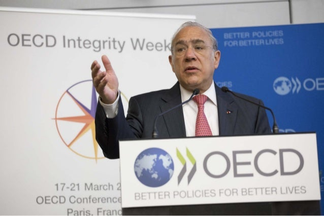 Photos from OECD Integrity Week 2014