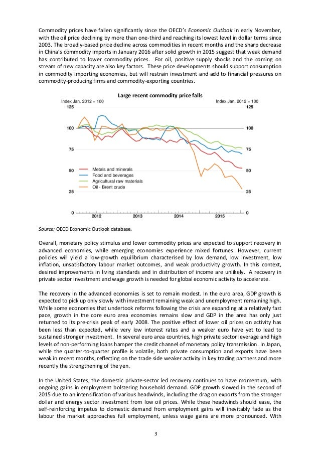 oecd economic outlook 2016 pdf