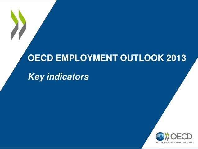 OECD Employment Outlook 2013 - press conference on 16 July 2013