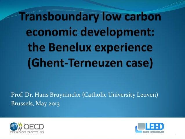 Prof. Dr. Hans Bruyninckx (Catholic University Leuven)Brussels, May 20131
