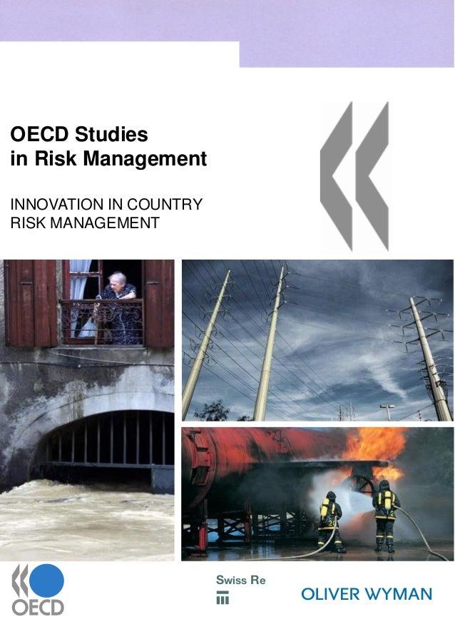 OECD Studies in Risk Management                                                                          OECD StudiesINNOV...