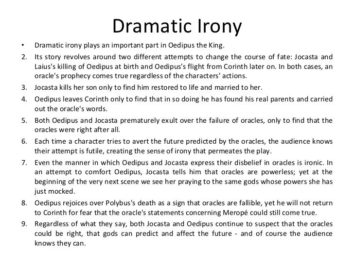 "a plot interview of the tragic play oedipus the king English 2201: ""oedipus the king"" study questions with answers page 4 24 why does the chorus appear at this point in the play the conflict has been introduced and the plot."