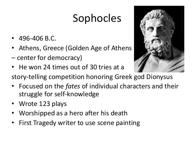 the fate of oedipus in sophocles play oedipus rex