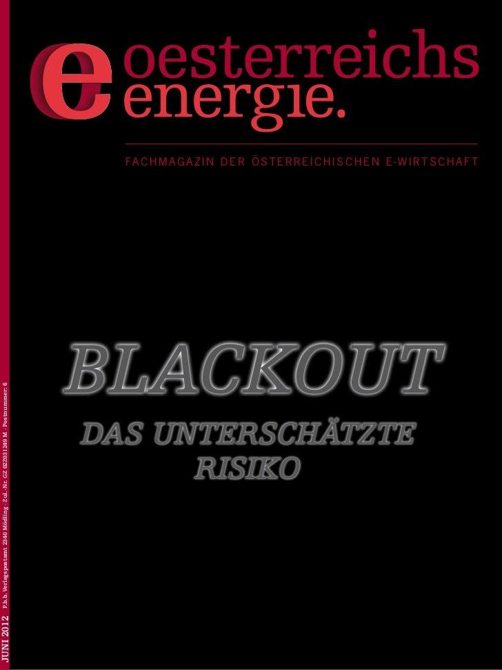 FÖE Oesterreichs Energie 06-2012