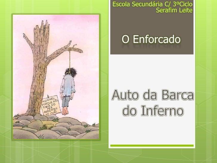 O Enforcado - Gil Vicente