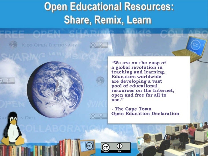 Open Educational Resources: Share, Remix, Learn (v4)