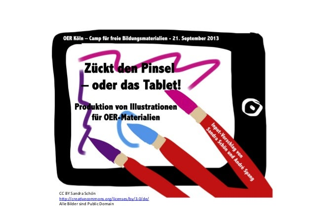 CC  BY  Sandra  Schön   h-p://crea2vecommons.org/licenses/by/3.0/de/   Alle  Bilder  sind  Public  Domai...