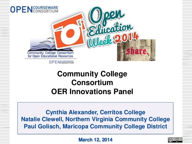 Cynthia Alexander, Cerritos College Natalie Clewell, Northern Virginia Community College Paul Golisch, Maricopa Community ...