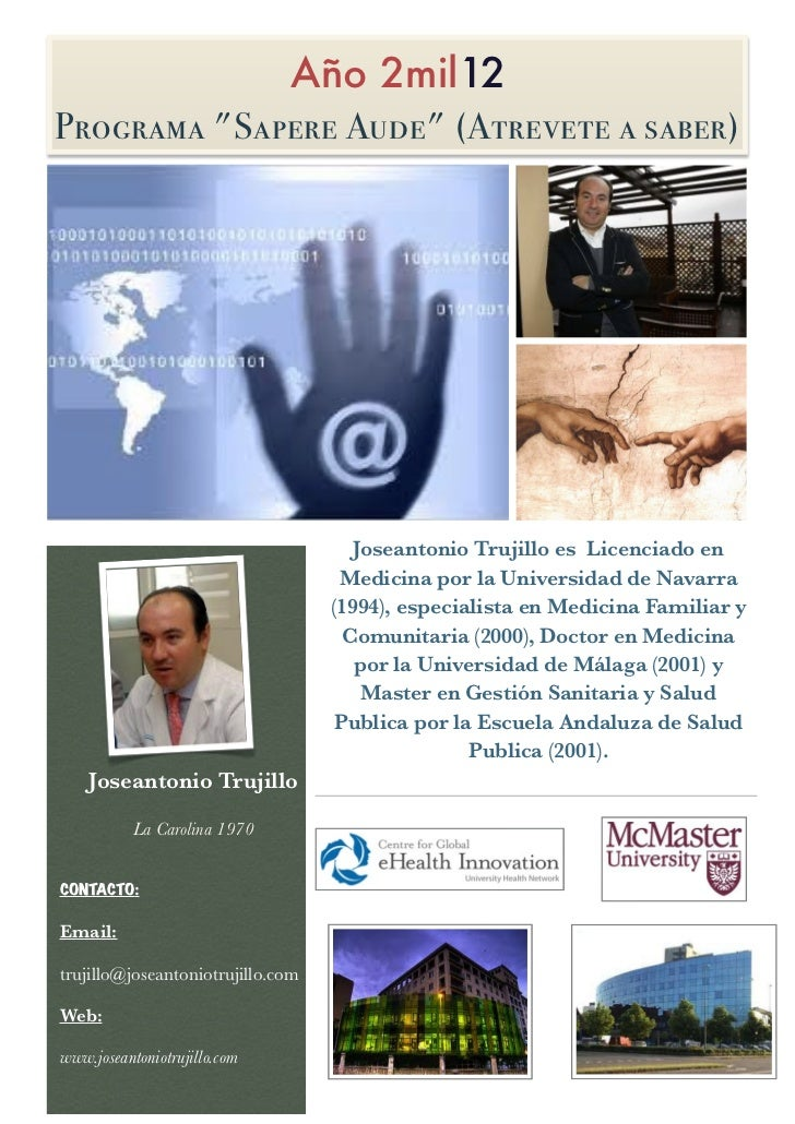 Oferta programas formativos profesionales 2012