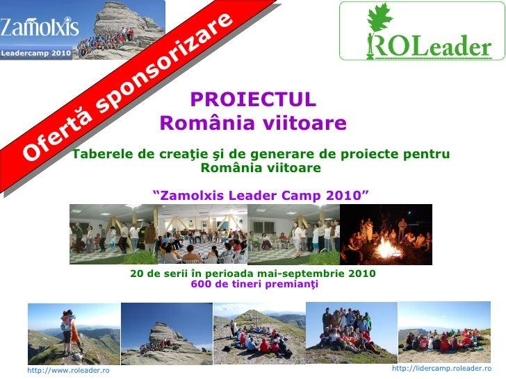 Romania viitoare