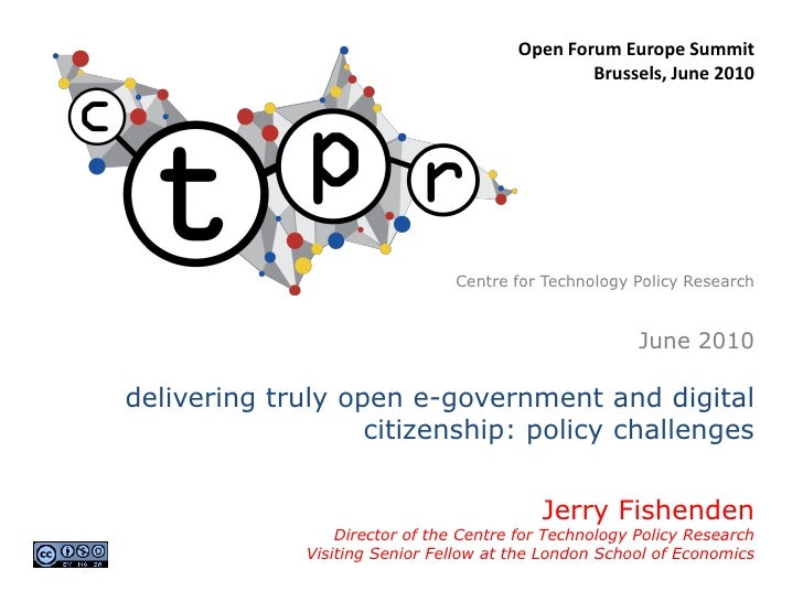 Open Forum Summit June 2010