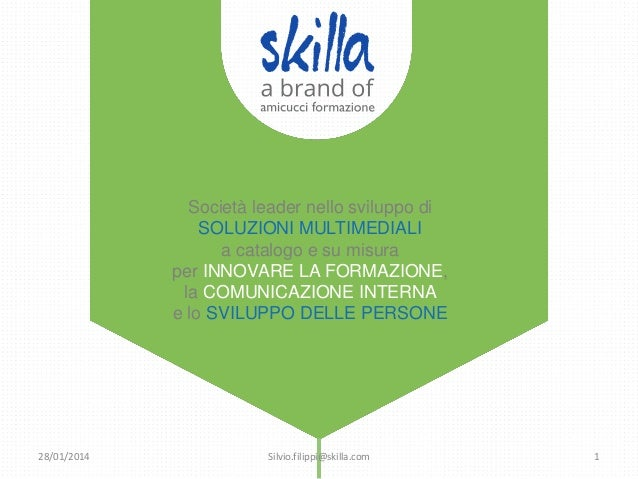 Offerta skilla intranet content - contenuti e servizi per le Intranet aziendali