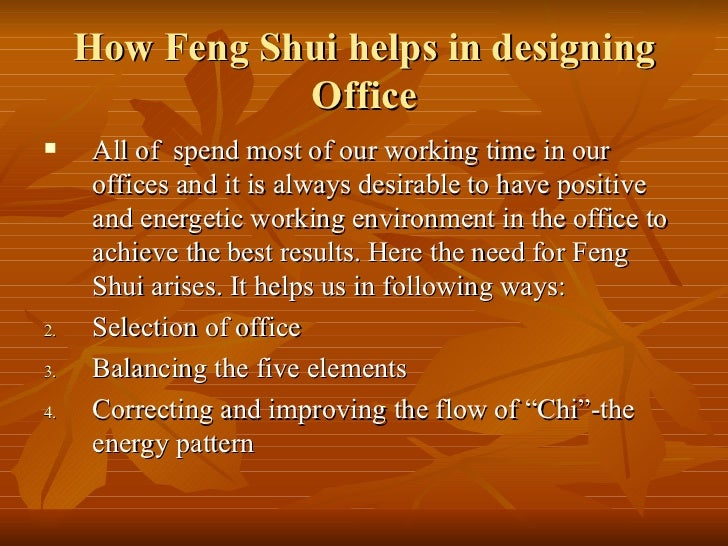 Office feng shui for Feng shui back door