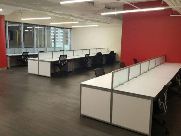 Customized Intrior Workspace for Employees
