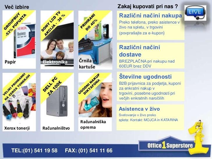 Office1 TM oktober akcija 2011