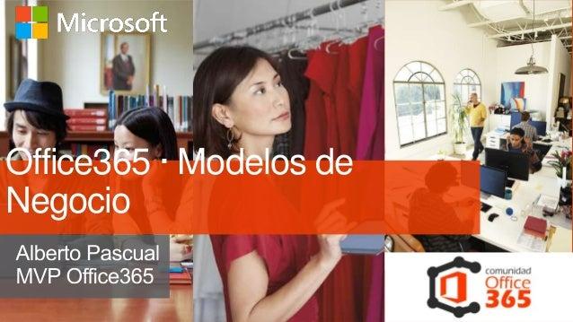 Office365 · Modelos de Negocio