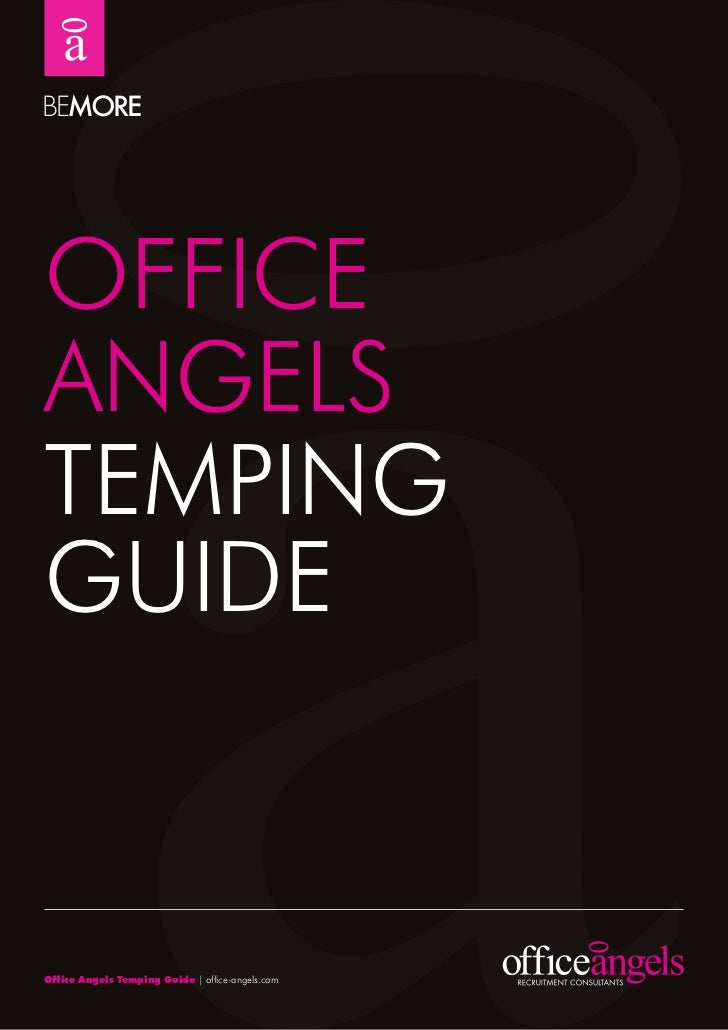Office Temping Guide