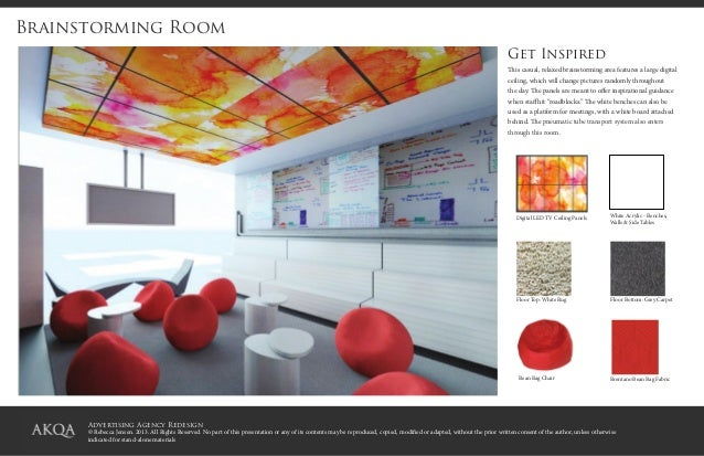 Office design ad agency interior design for Ad agency office design