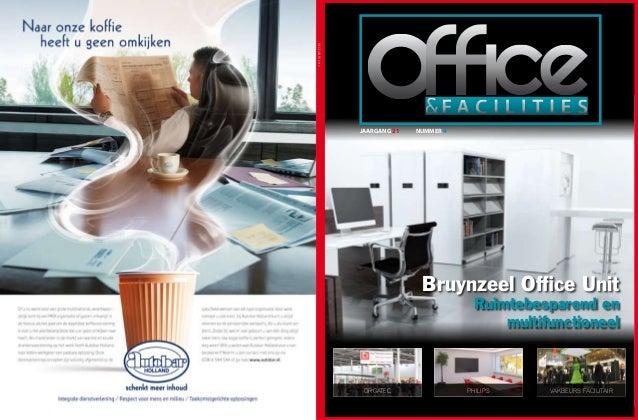 DECEMBER 2012                JAARGANG 21    NUMMER 4                                 Bruynzeel Office Unit               ...