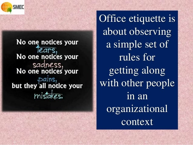 Office Manners And Etiquettes Office Party Etiquette