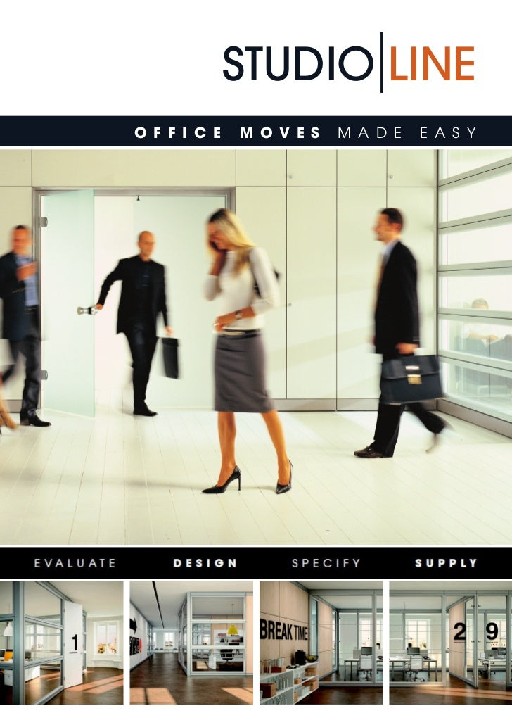 Office Moves Made Easy - services