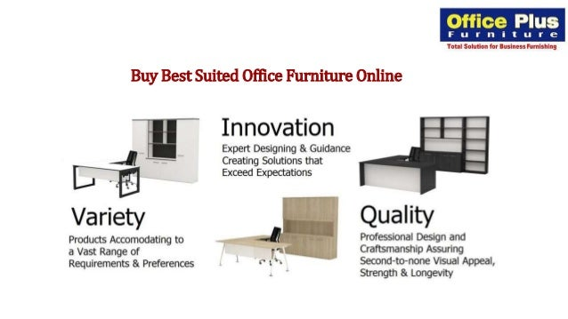 buy best suited office furniture online