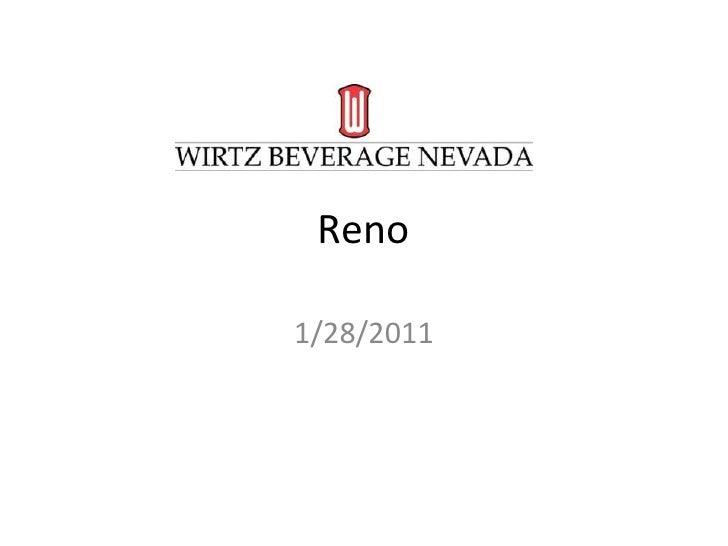 Reno<br />1/28/2011<br />