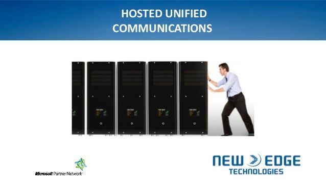 HOSTED UNIFIEDCOMMUNICATIONS