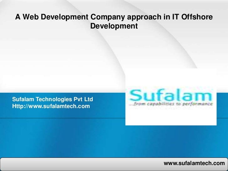 Offshore Development Company India