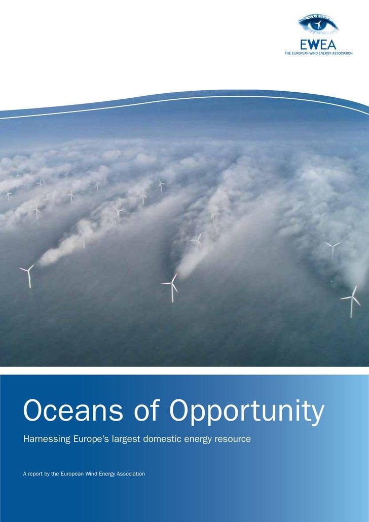 Offshore Report 2009 - EWEA