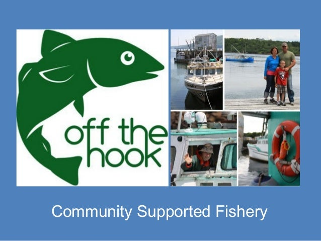 Community Supported Fishery