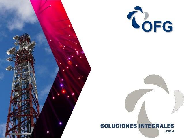 OFG Presentación Corporativa 2014