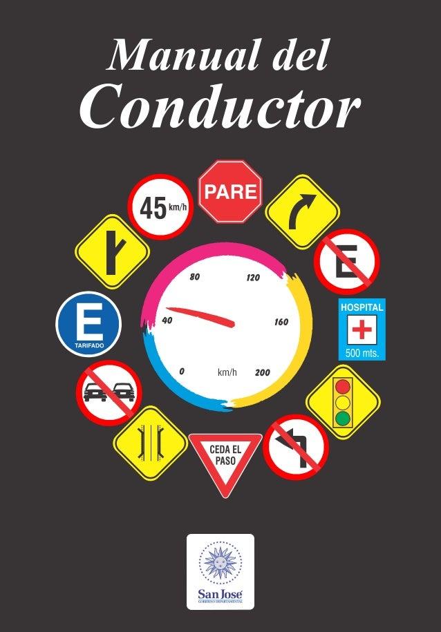 Oficina de transito manual del conductor