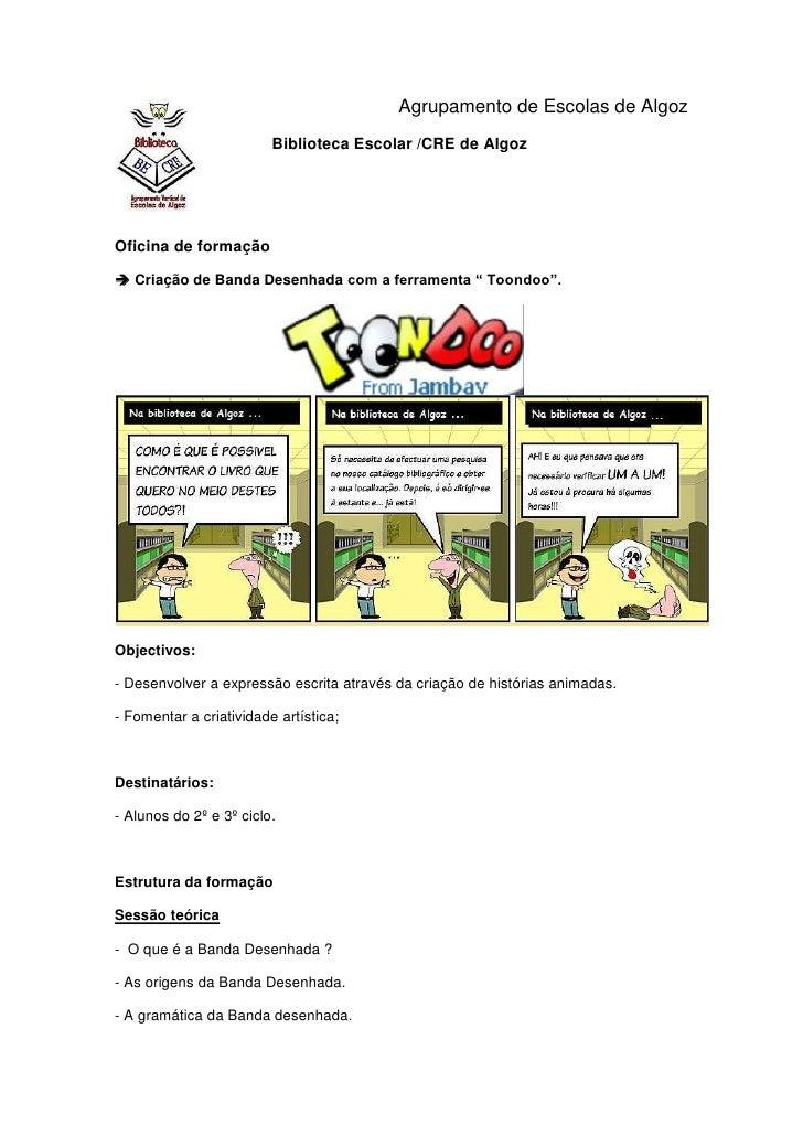 1524043180Agrupamento de Escolas de Algoz<br />                              Biblioteca Escolar /CRE de Algoz<br />Oficina...