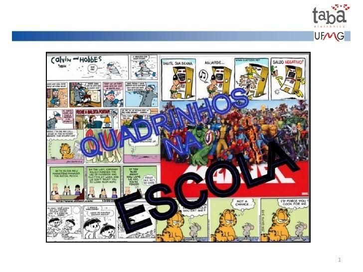 Oficina de Quadrinhos-