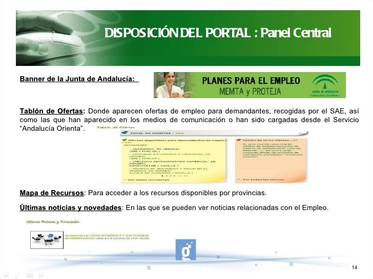 Oficina virtual de empleo sae for Oficina de empleo andalucia