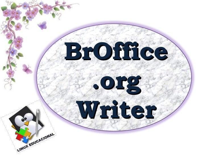 Oficina writer